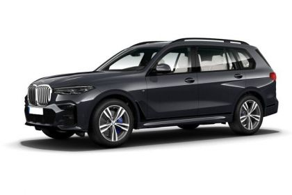 Lease BMW X7 car leasing